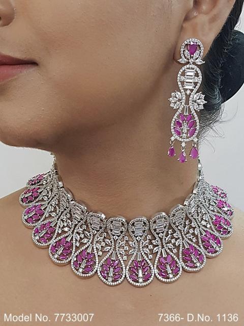 Cz Jewelry Set | Popular in Asia