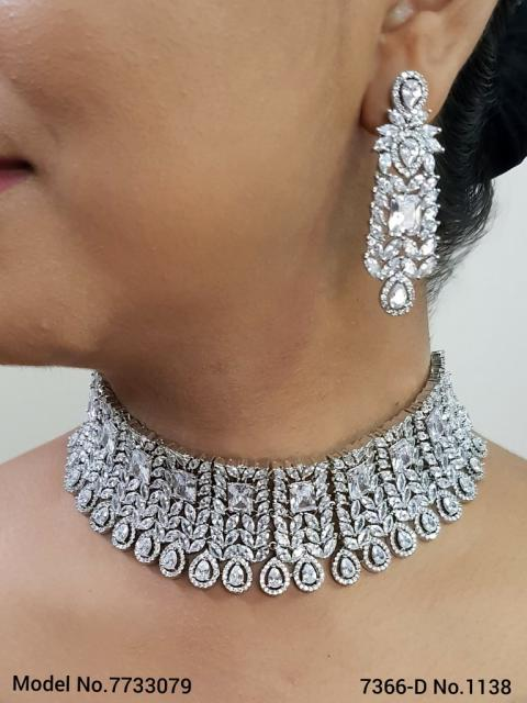 Necklace Set for Wedding Parties