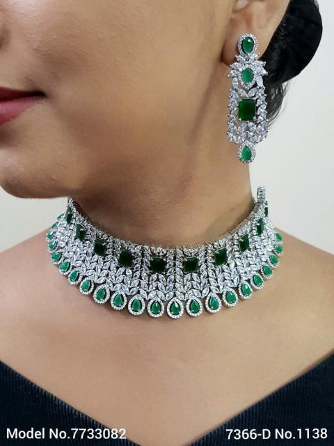 Designer Handmade Cz Jewelry