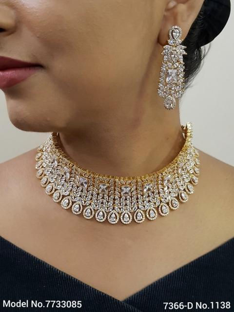 Wedding Jewelry | Made of Zircons