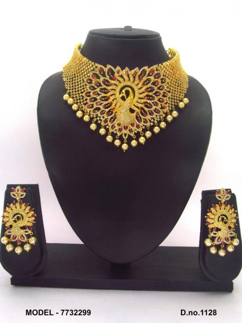 Designer Jewelry Set for Weddings