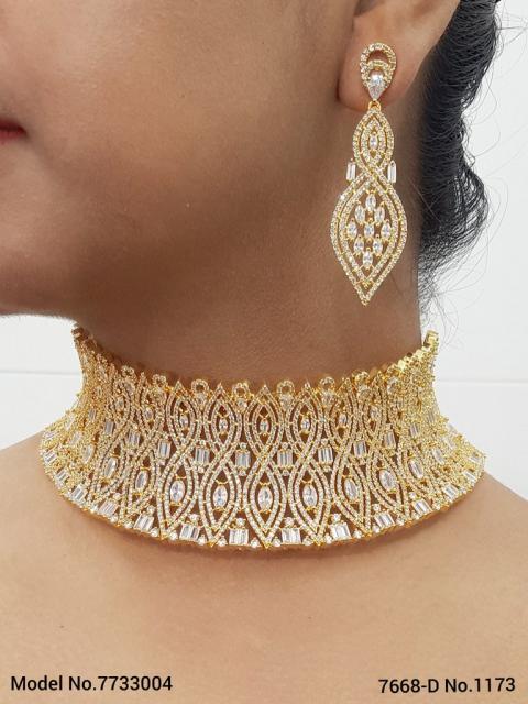 Showstopper Imitation Jewelry Set
