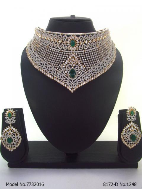 Wholesale Cz Fashion Jewelry Set
