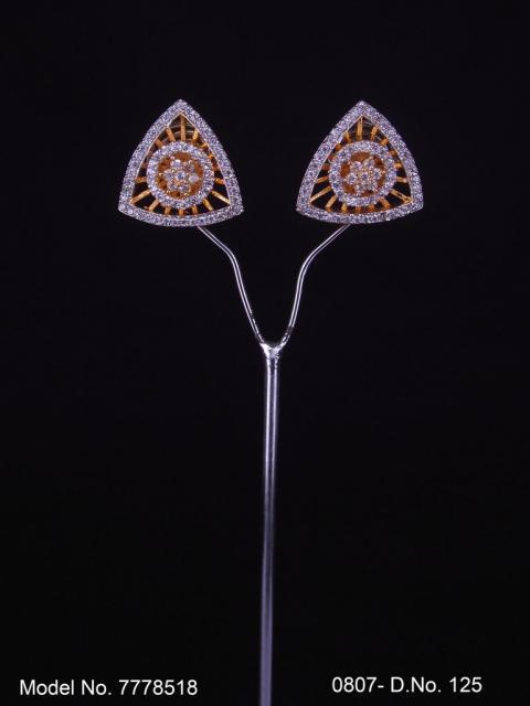 Diamond Looks Cz studs