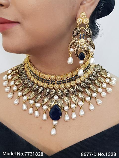 Fine Fashion Jewelry Set