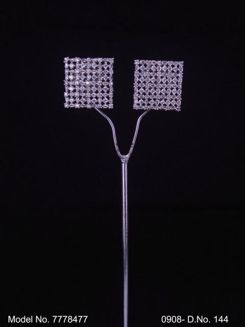 Artificial Jewelry | Earring Tops cubic zircon