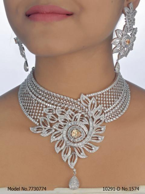 Partywear Necklace for Weddings