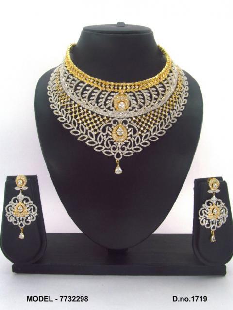 Diamond Jewelry Replica Sets