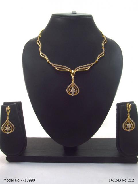 Ideal Gift for a Woman | Cz Set
