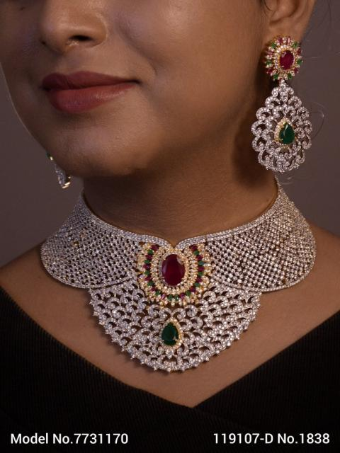 Wedding Jewellery Set for Brides / Gifts / Parties