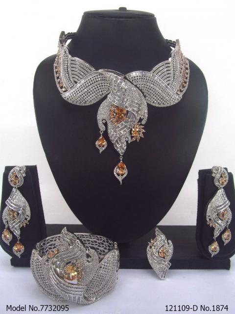 Fine Fashion Jewelry Set