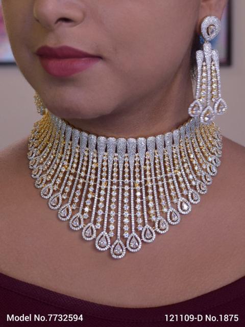 Latest Trendy Wedding Jewelry