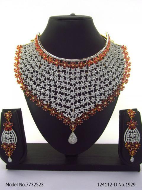 Cz Fine Fashion Jewelry Set | Ideal Gift for Women