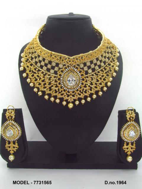 Wedding Jewellery Set for Brides