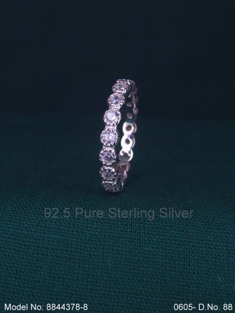 925 Sterling Finger Rings