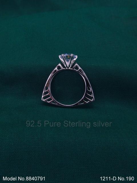 925 Sterling Silver Finger Rings