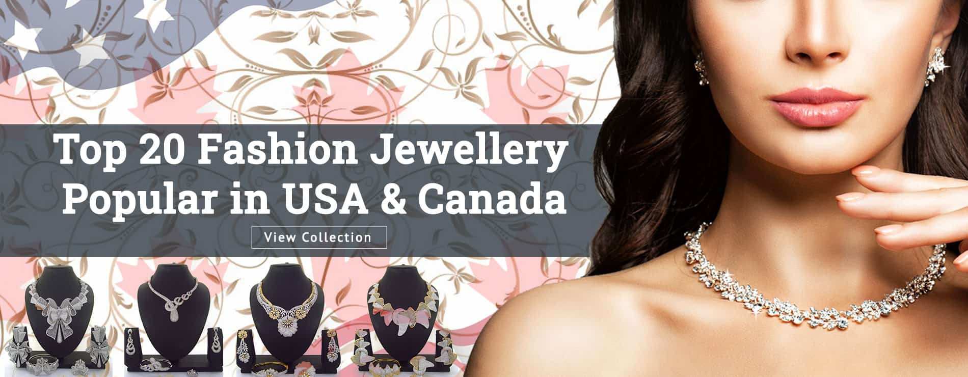 Our creations of Wholesale Fashion Jewellery that are very  Popular in USA And Canada and Europe.
