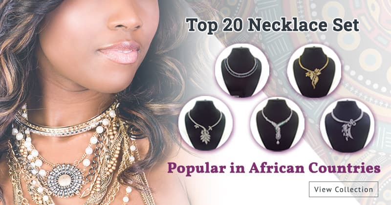 Necklace Set Designs Popular In African Countries