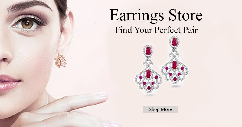 Purely Handcrafted Cz Earrings