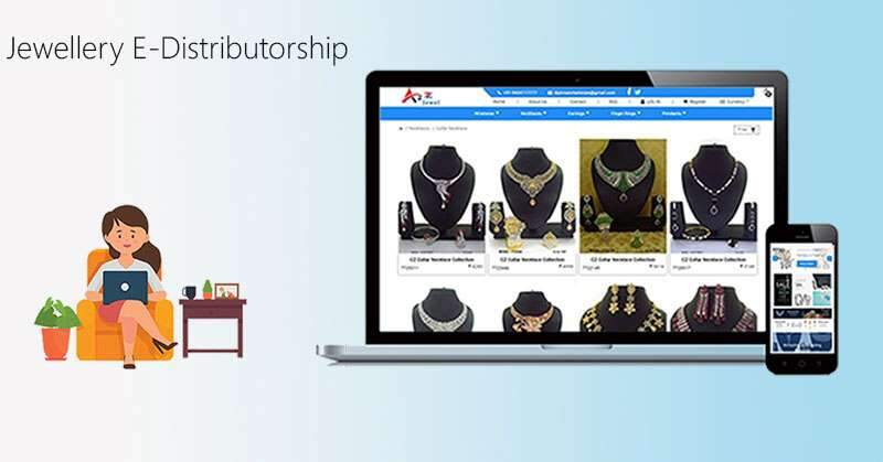 Jewellery E-Distributorship