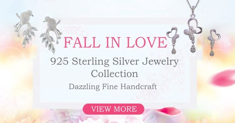 Purely Handcrafted 92.5 Sterling Silver Jewelleries